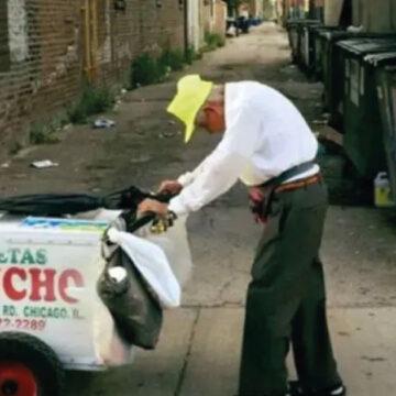 Fallece el abuelito que vendía paletas caminando. Su muerte desconcierta a todos