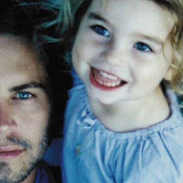 Así luce la hija de Paul Walker a sus 21 años de edad