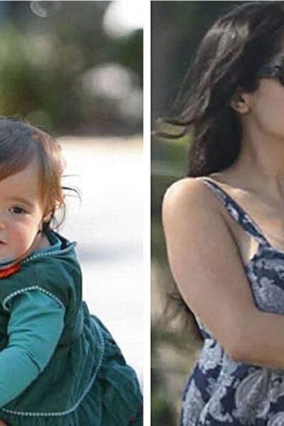 Ya creció la hija de Salma Hayek y es igual de bella