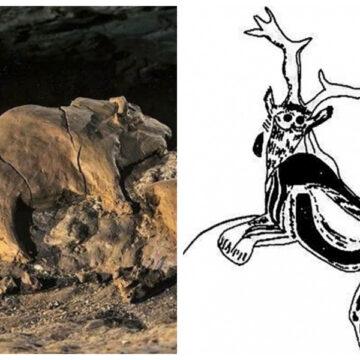 Esculturas siguen intactas después de 15.000 años de antigüedad.