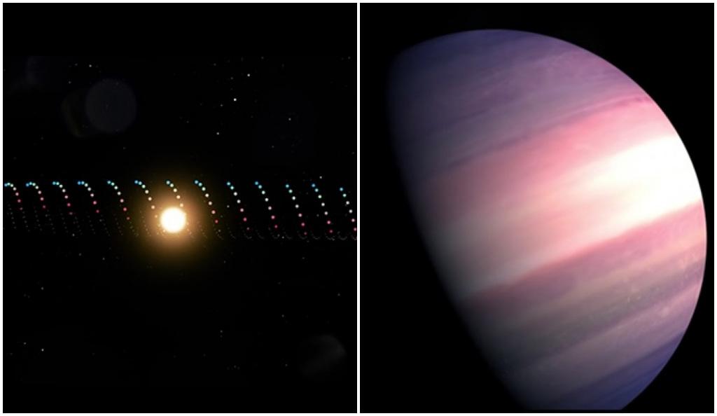 Al tercer día de practicas en la NASA este adolescente descubre un nuevo planeta