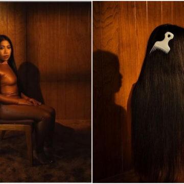 Luego de que Yalitza Aparicio publicara sus fotos vestida con lycra, seguidores la igualan con Kim Kardashian