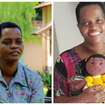 Mujer muestra su cambio radical tras ser liberada: fue esclava durante 38 años