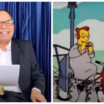 Comparan a un sacerdote con Los Simpsons: Predicó el apocalipsis y desapareció con el dinero de sus fieles