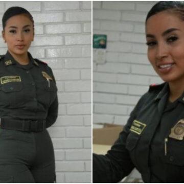 Mujer transgénero forma parte de la policía y nos cuenta su gran lucha