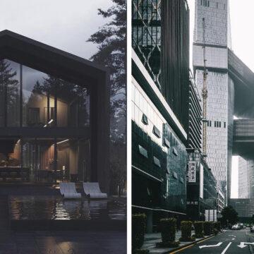 20 Arquitectos que merecen un premio por su hermoso trabajo