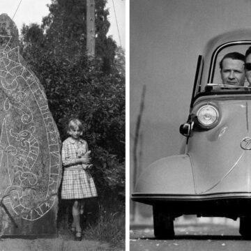 19 Increíbles fotografías históricas que nunca viste en clase