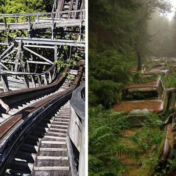 19 Lugares abandonados reales que parecen salidos de una película de terror