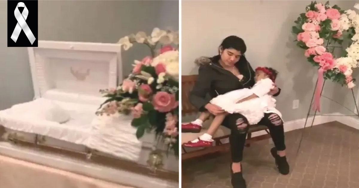 En el funeral saca el cuerpo de su hija y lo que hizo después desconcertó a todos