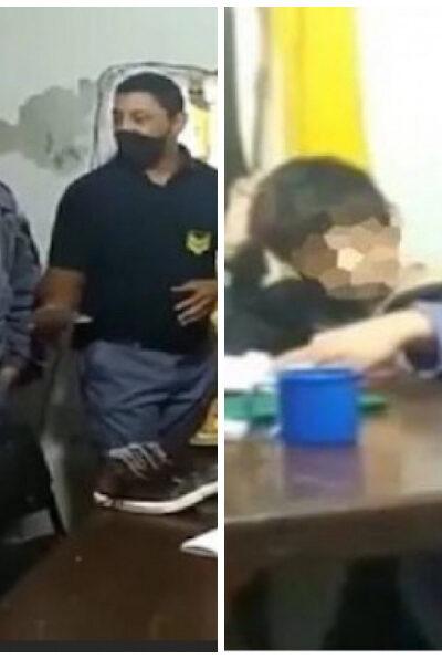 Llevó a su hijo de tan solo 8 años a la comisaría por reusarse a hacer las tareas