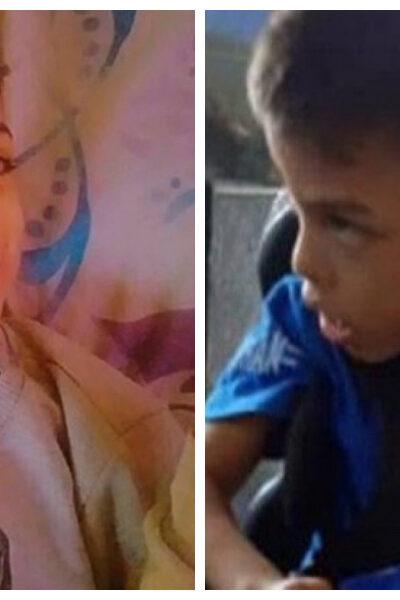 Su mamá lo abandonó y su abuela se hace cargo de él y su enfermedad