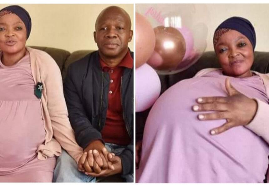 Para obtener donaciones y ayuda del gobierno fingen tener un embarazo múltiple
