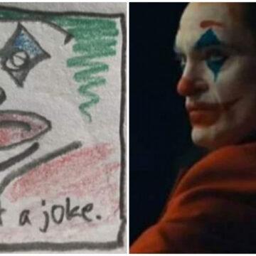 """Los dibujos de esta """"artista"""" dejan mucho que desear"""