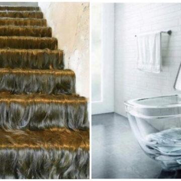 Cuando despiertas tu creatividad no siempre tendrás un buen resultado y estas imágenes lo demuestran