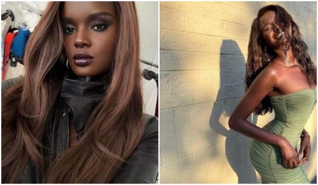 """Joven modelo llegó a romper todos los estereotipos sociales luego de ser catalogada como la """"Barbie de color"""""""