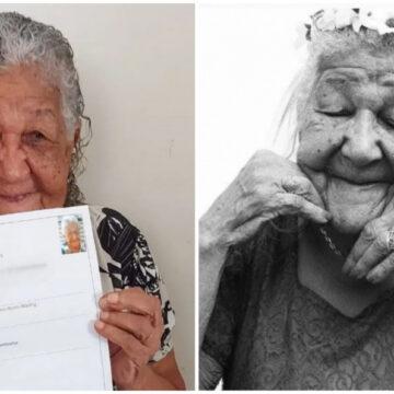 Abuela de 101 años suplica por un trabajo