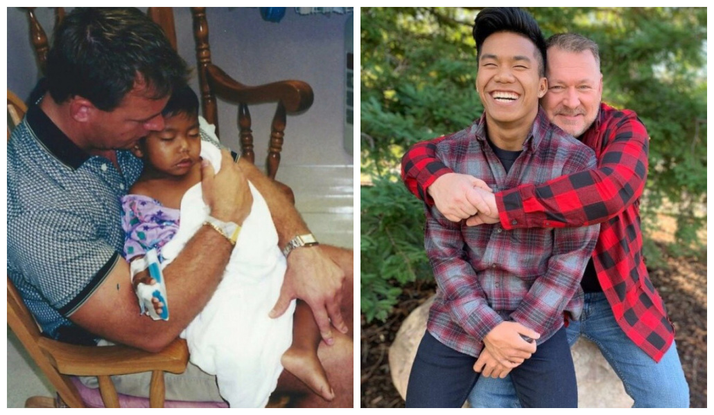 Padre Gay Adopta a Niño y hoy en Día es un Campeón Olímpico