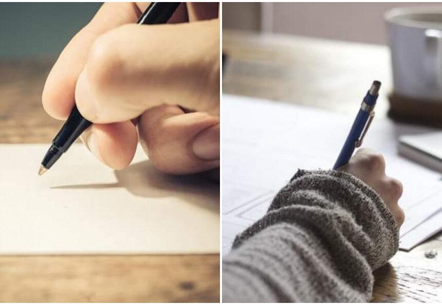 Estudios aseguran que tener la letra fea es sinónimo de inteligencia